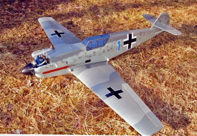 Bf 109 T